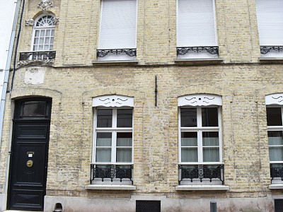 Appartement A VENDRE - ST OMER - 63 m2 - 85000 €