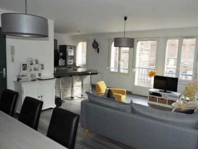 APPARTEMENT T3 A VENDRE - ST OMER - 70 m2 - 119700 €