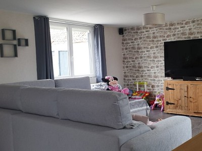 MAISON A VENDRE - COULOMBY - 131 m2 - 189000 €