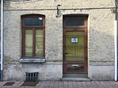 Local commercial - ST OMER - 22,24 m2 - VENDU