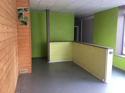 Local commercial A VENDRE - ST OMER - 55 m2 - 65 000 €