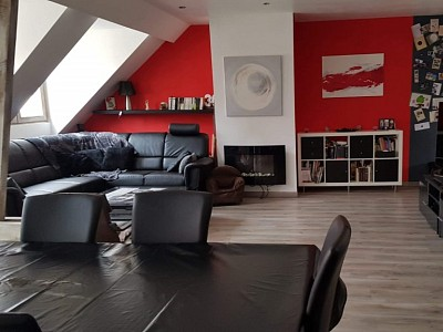 APPARTEMENT T3 A VENDRE - ST OMER - 92,5 m2 - 147 000 €