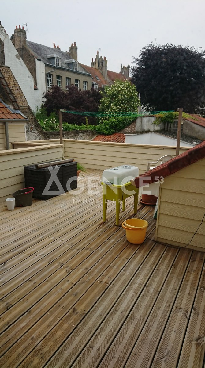 APPARTEMENT T4 A VENDRE - ST OMER - 112 m2 - 228 800 €