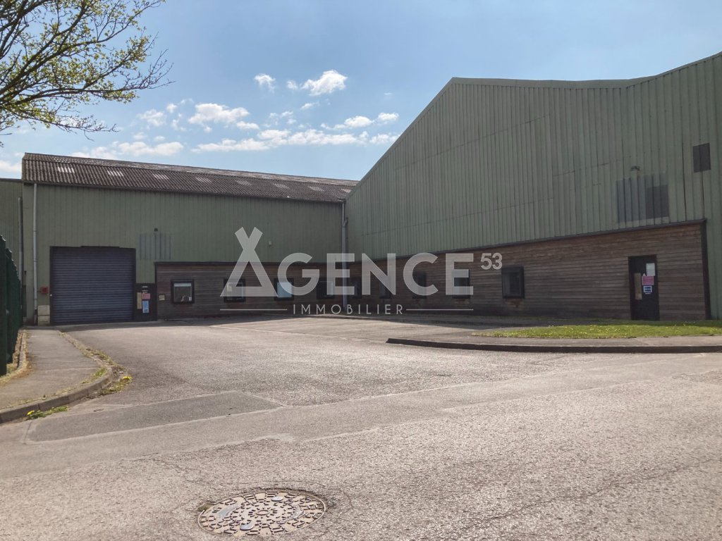 SURFACE PROFESSIONNEL A VENDRE - ST OMER - 4087 m2 - 515000 €