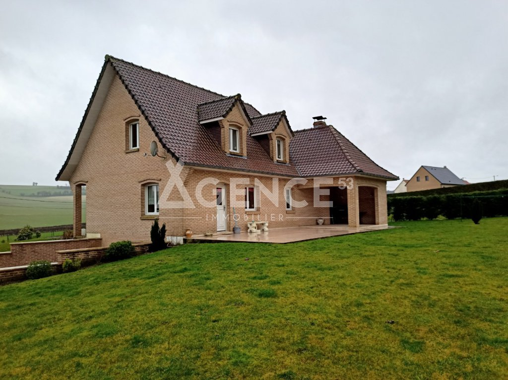 MAISON A VENDRE - COULOMBY - 185 m2 - 272480 €