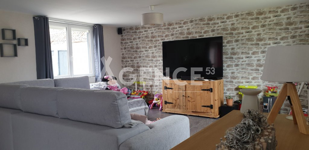 MAISON A VENDRE - COULOMBY - 131 m2 - 218 400 €