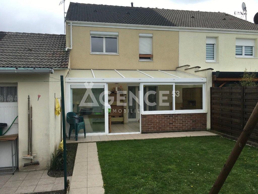 Maison a vendre longuenesse 90 m2 157 500 for Garage st omer