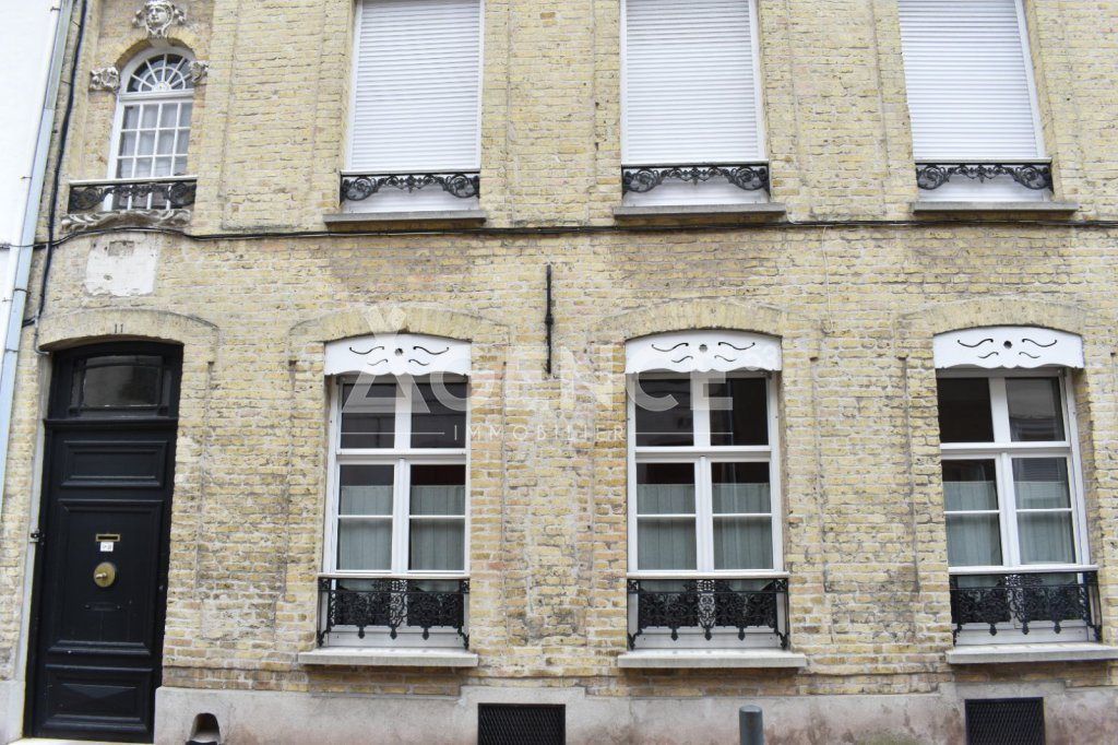Appartement A VENDRE - ST OMER - 63 m2 - 85 000 €