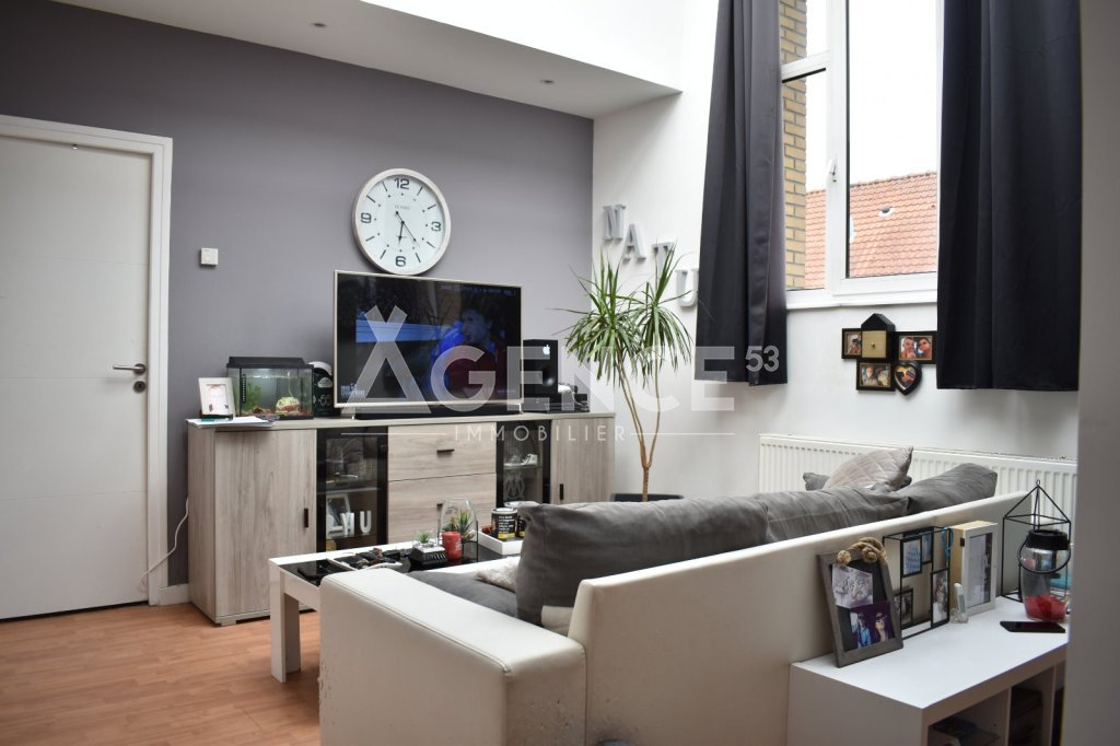 APPARTEMENT T2 A VENDRE - ST OMER - 48 m2 - 95000 €