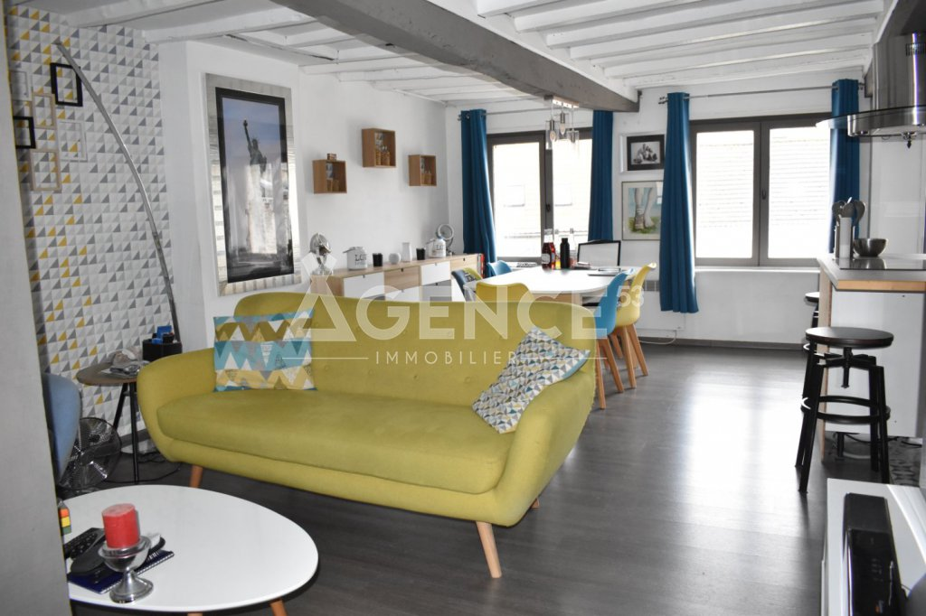 Appartement Type 3 A VENDRE - ST OMER - 79 m2 - 120750 €