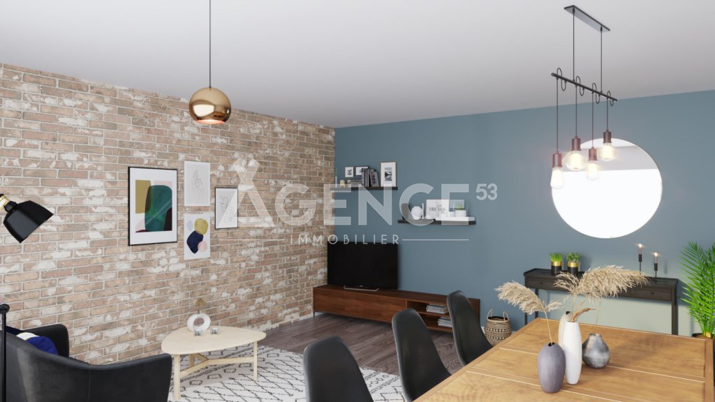 APPARTEMENT T3 A VENDRE - ST OMER - 114,95 m2 - 126 000 €