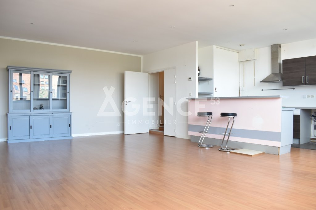 APPARTEMENT T3 A VENDRE - ST OMER - 96 m2 - 141 750 €