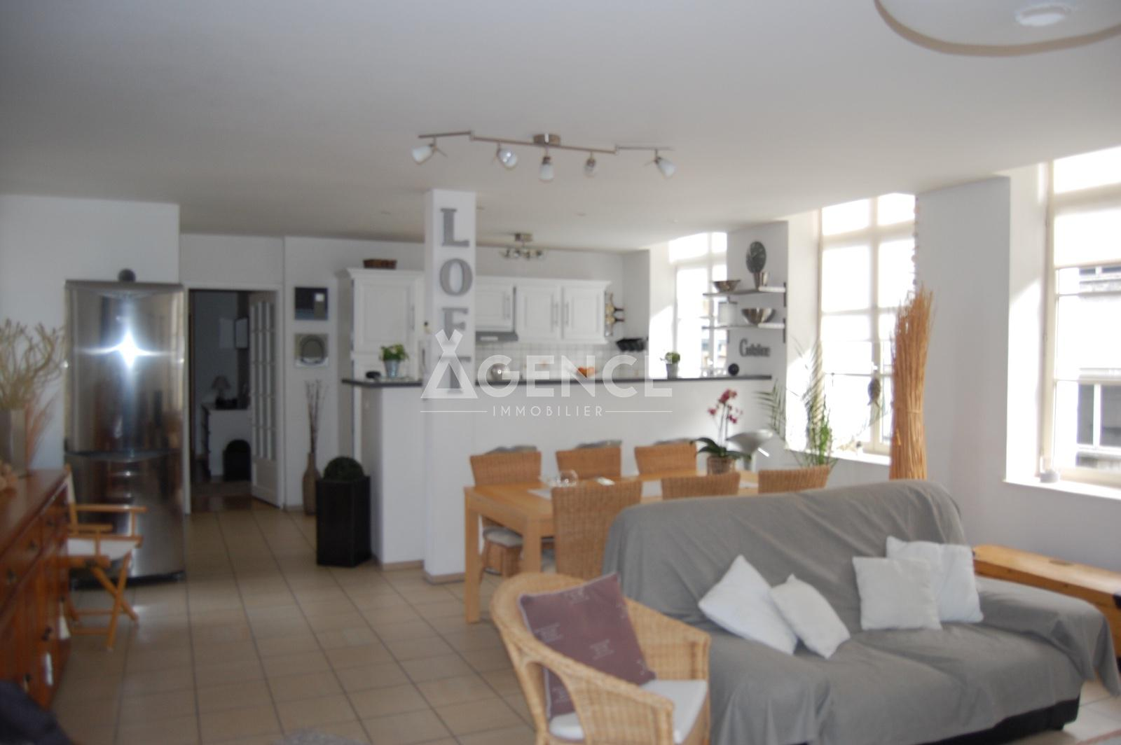 APPARTEMENT T4 A VENDRE - ST OMER - 100 m2 - 157 500 €